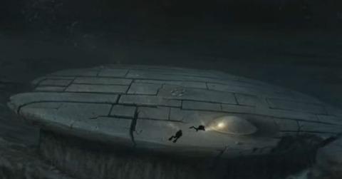 バルト海海底UFO写真04