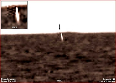 火星の建造物や生命写真19