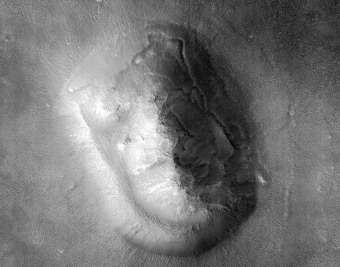 火星の人面岩写真02
