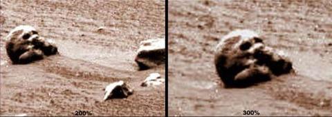 火星の建造物や生命写真18